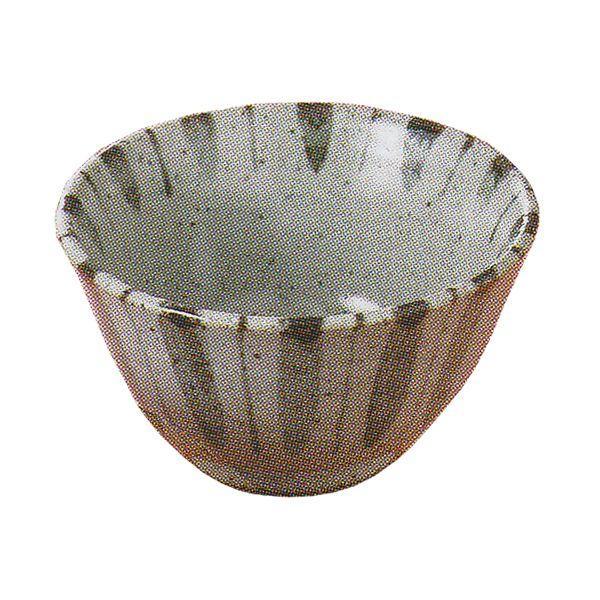 つけ麺 器 反多用碗 錆十草 業務用 和食器 9b297-17