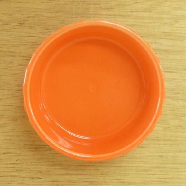 アヒージョ カスエラ タパス皿 直火対応 11cm オレンジ 業務用 日本製 k13751097|shikisaionline|03