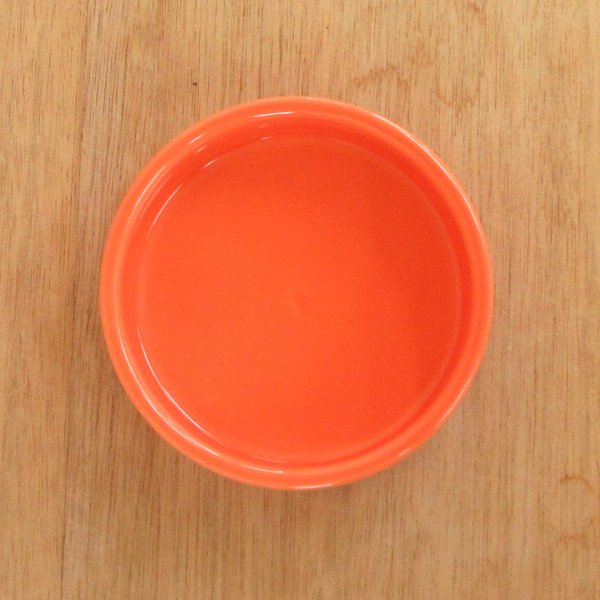 アヒージョ カスエラ タバス 皿 直火対応 13.5cm オレンジ スタック 業務用 日本製 k19951095|shikisaionline|02
