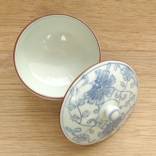 蓋付き湯呑み茶碗 古代唐草 湯飲み 湯呑み 業務用 有田焼 9a562-19-93g|shikisaionline|02