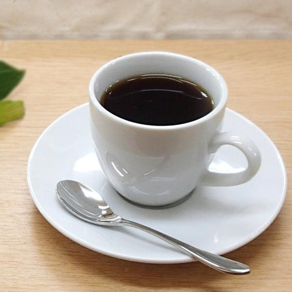 コーヒーカップソーサー ホテル ベーシック 白 業務用 日本製 美濃焼|shikisaionline|05