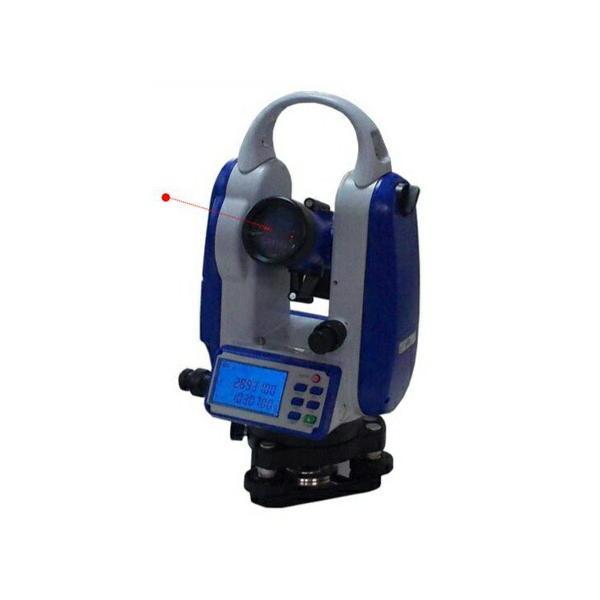 テクノ販売 レーザー電子セオドライト(トランシット) TK-510NLS(L)(レーザー求心ポイントタイプ)(三脚[TK-OT]付) ◆
