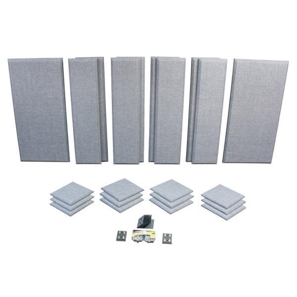Primacoustic プライマコースティック LONDON 12 (グレー) 吸音パネルセット [約8.2畳]対応 London Room Kit[大型商品につきキャンセル不可]