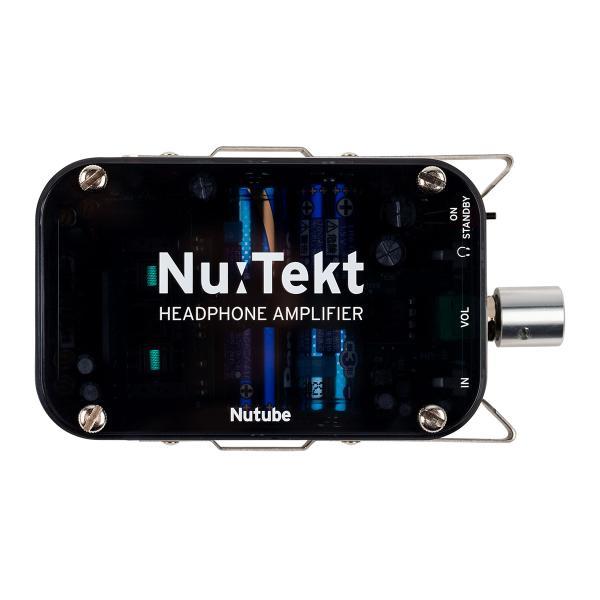 KORG コルグ Nu:Tekt HA-S 真空管搭載 ポータブルヘッドホンアンプ DIYセット