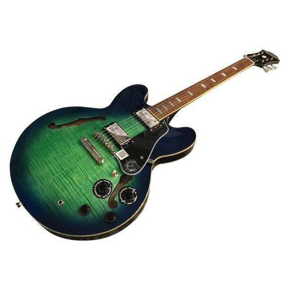 Epiphone エピフォン LTD ES-335 PRO Aquamarine (AM) エレキギター 限定生産