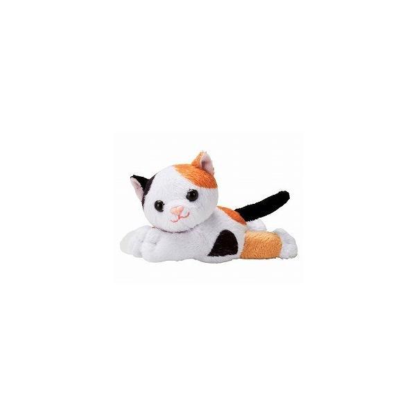 おでかけマスコット 三毛猫 OM-10MC (マキテック) (杖関連)