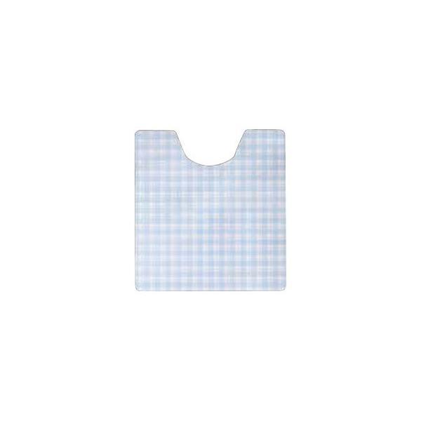 使い捨てトイレ用フロアシート FT-002 ブルー 20枚入 (フロンティア)