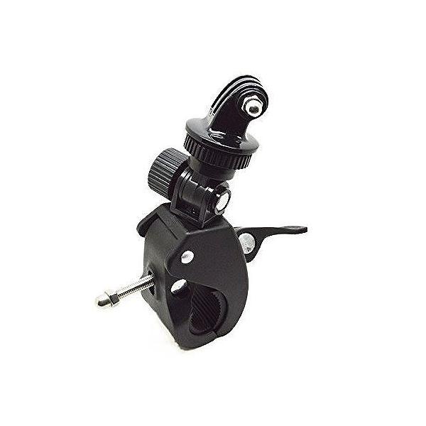 カメラホルダー カメラマウント カメラスタンド オートバイ・バイク・自転車 ハンドルに カメラ/ GoPro/デジカメ/ドライブレコーダー を 固定|shimi-store|04