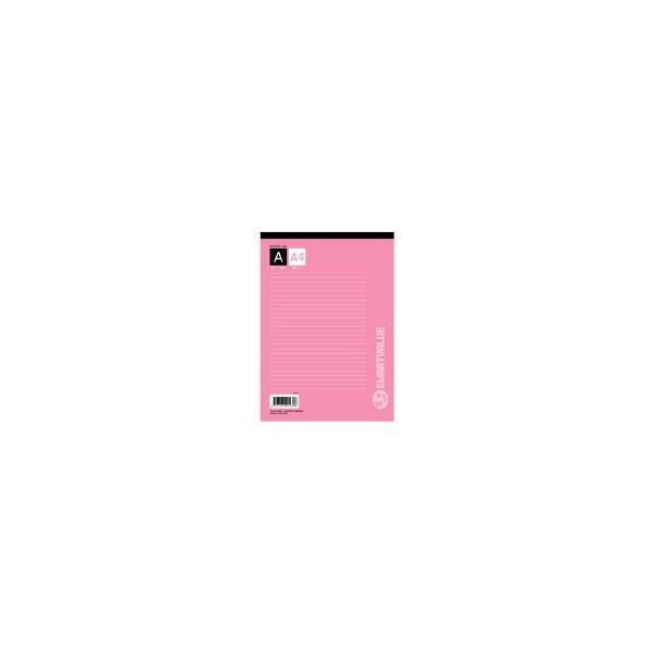 スマートバリュー レポート用紙5冊パック A4A罫 P007J−5P ●10パックセット