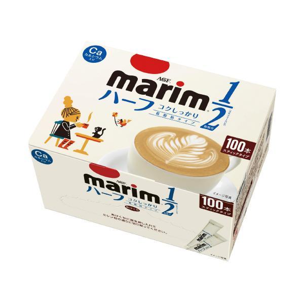 味の素AGF  マリーム スティック低脂肪 100P/1箱