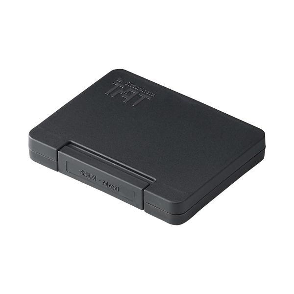 シヤチハタ スタンプ台 金属用 ATMN−2−K 黒 ●10パックセット