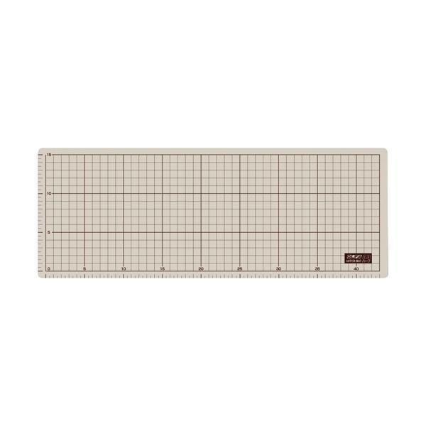 オルファ カッターマット 206B A3グレー/茶 ハーフ ●10パックセット