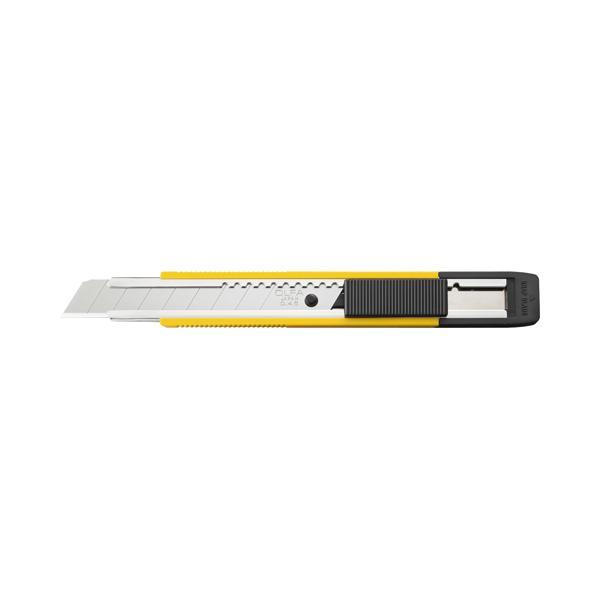 オルファ カッターナイフ 万能M厚型 イエロー 適合替刃 MTB10B 203BSY ●10パックセット