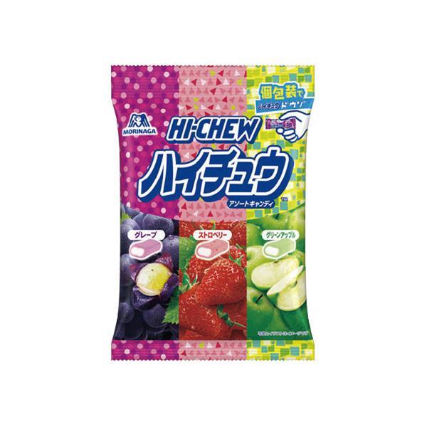 森永製菓 ハイチュウ アソート 94g 116155 ●10パックセット