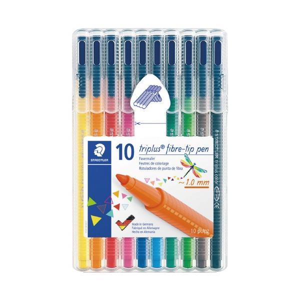 ステッドラー トリプラスカラーペン10色 323 SB10