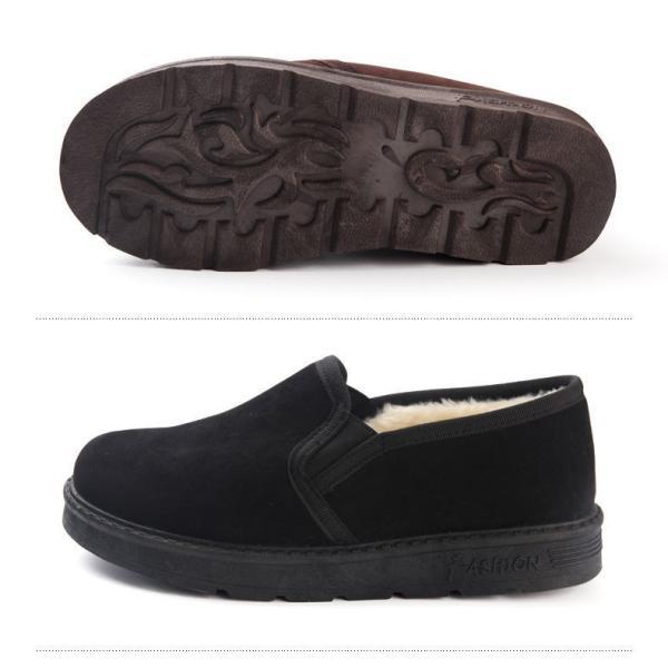 ムートン ブーツ ショート ブーツ ローファー レディース スノーブーツ 防寒 滑り防止 ブーツ 裏起毛 ボア  秋 冬 冬物 靴 大きいサイズ