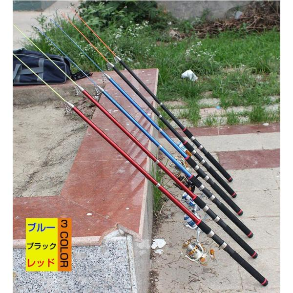 釣り竿 ロッド リール セット 釣り 魚竿 渓流竿 万能竿 釣り竿 伸縮釣竿 折り畳み式 釣りロッド リール 伸縮可能 釣具
