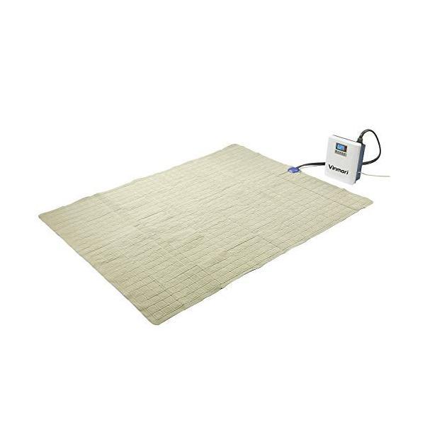 電気温水マットレス 電気ブランケット 電気毛布 電熱マット 水分補水 乾燥対策 加熱スロー 騒音抑制 電気代節約 デュアル コント ローラー