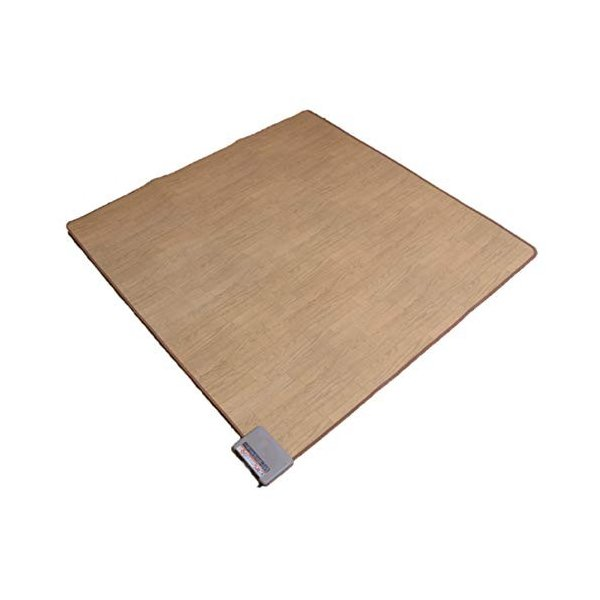 木目調ホットカーペット 2畳 THT-2000|shimizunet004|01