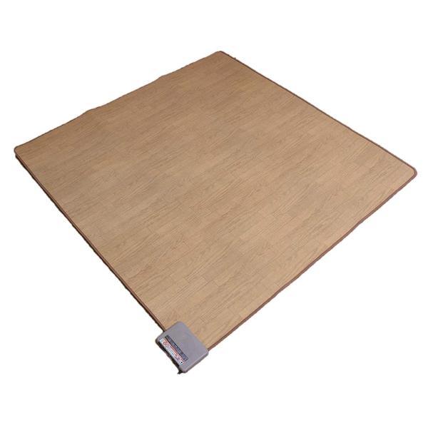 木目調ホットカーペット 2畳 THT-2000|shimizunet004|03