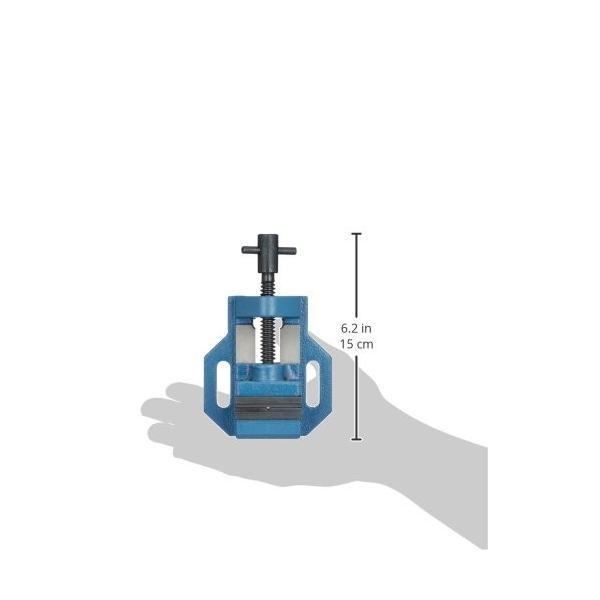 ホーザン(HOZAN) マシンバイス 万力 穴開け加工時の保持用バイス 口幅:50mm 最大口開幅:30mm 口高さ:25mm K-26|shimizunet004|05