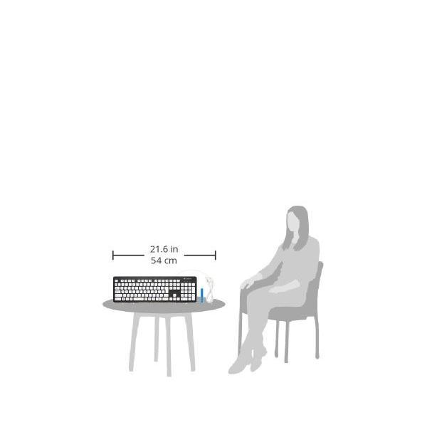 LOGICOOL ウォッシャブル キーボード K310|shimizunet004|05