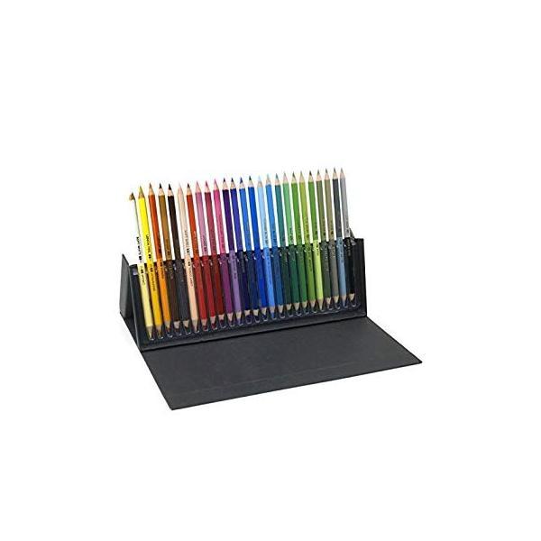 カメレオンペン 色鉛筆 油性 25本 50色 グラデーション(大人の塗り絵 イラスト画材)-正規品 shimizunet004 13