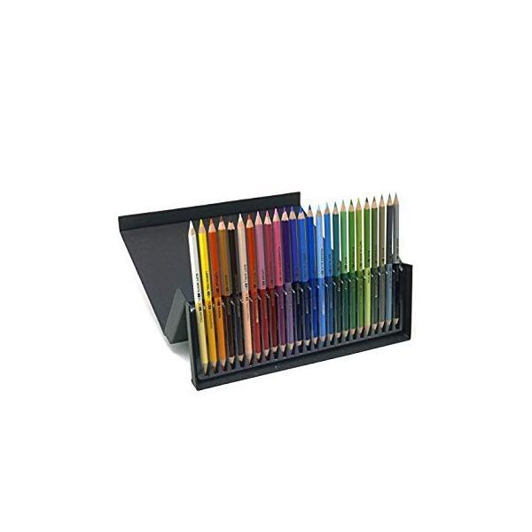 カメレオンペン 色鉛筆 油性 25本 50色 グラデーション(大人の塗り絵 イラスト画材)-正規品 shimizunet004 09