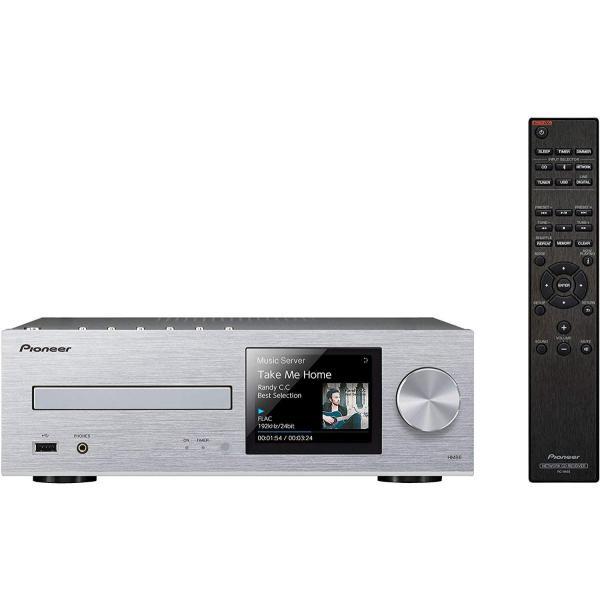 パイオニア Pioneer XC-HM86 ネットワークCDレシーバー Bluetooth/ハイレゾ対応 シルバー XC-HM86(S) 国