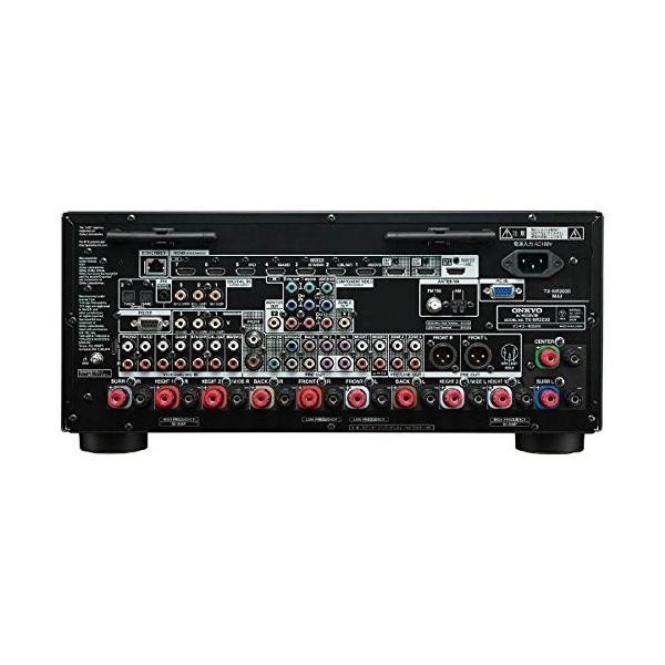 オンキヨー 11.1ch対応AVレシーバー TX-NR3030(B)