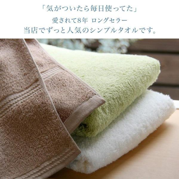 hiorie(ヒオリエ) 日本製 デイリータオル バスタオル 3枚セット アクア 泉州タオル shimizusyouten01 08