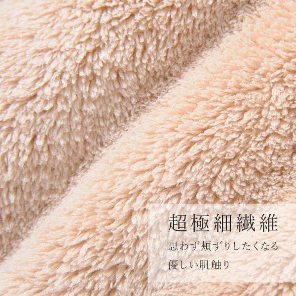 HIRAMEKI 吸水力3倍 速乾 マイクロファイバー バスタオル 5枚セット 60×120cm 5つ星ホテル ジム プロ仕様 敏感肌の方に|shimizusyouten01|05