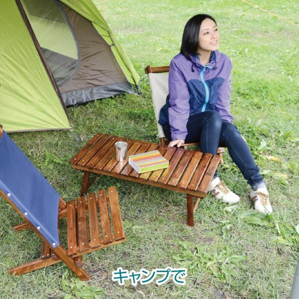 テントファクトリー テーブル ウッドライン グランドテーブル ナチュラル|shimizusyouten01|05