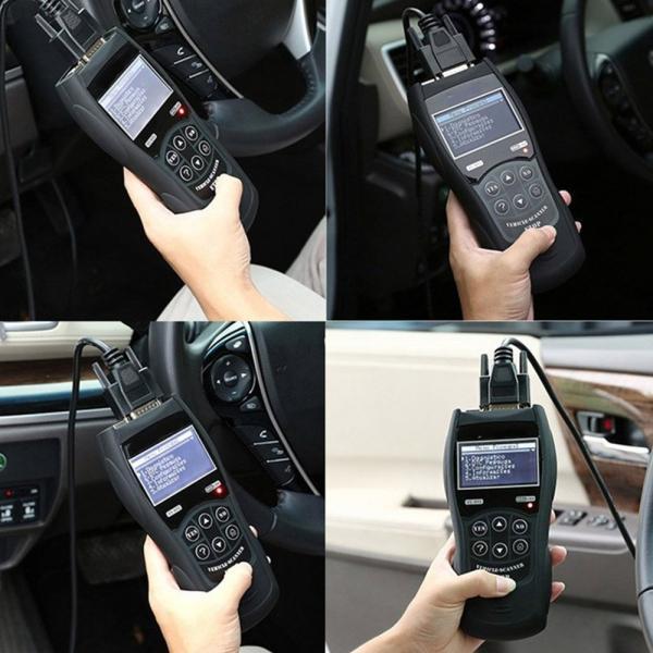 bennyue OBD2 故障診断機 日本語 ミニ診断機 自動車診断機 車両診断機スキャナー 全システム診断機 車 自動車 スキャンツール|shimizusyouten01|05