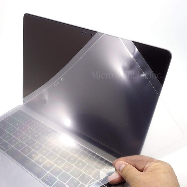 CRYSTAL VIEW NOTE PC DISPLAY FUNCTIONAL FILM for Professional Use (Mac shimizusyouten01