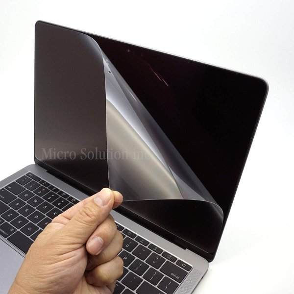 CRYSTAL VIEW NOTE PC DISPLAY FUNCTIONAL FILM for Professional Use (Mac shimizusyouten01 03