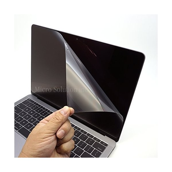 CRYSTAL VIEW NOTE PC DISPLAY FUNCTIONAL FILM for Professional Use (Mac shimizusyouten01 04