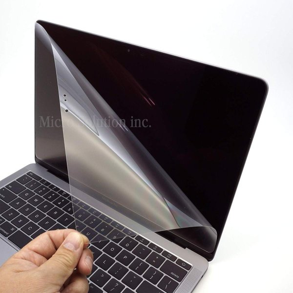 CRYSTAL VIEW NOTE PC DISPLAY FUNCTIONAL FILM for Professional Use (Mac shimizusyouten01 05