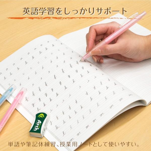 サクラクレパス 学習帳 英習罫 13段 10冊 N193(10) shimizusyouten01