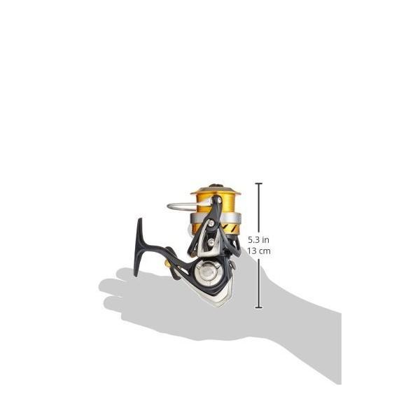 ダイワ(Daiwa) スピニングリール 15 レブロス 3012H (3000サイズ)