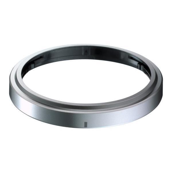 OLYMPUS デコレーションリング  銀・黒・白 3色セット ミラーレス一眼用 DR-40