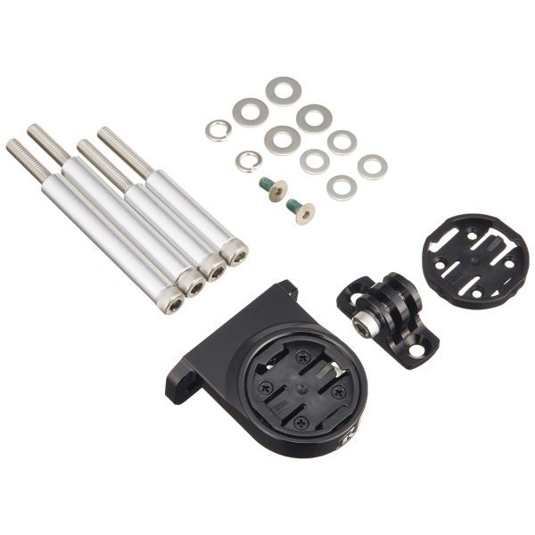 REC-MOUNTS(レックマウント)Type7 Garmin コンボ マウント(M5 ステムボルト/ボルトクランプタイプ,  下部アダプター付