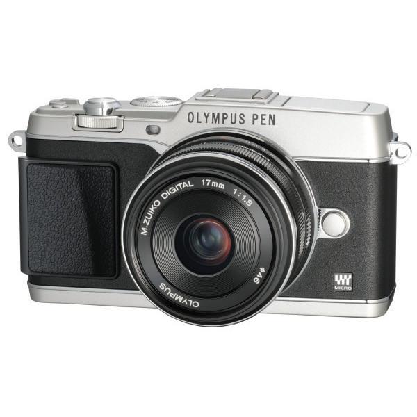 OLYMPUS 単焦点レンズ M.ZUIKO DIGITAL 17mm F1.8 ブラック