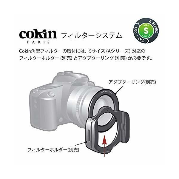 Cokin 角型レンズフィルター A188 ソフトスポット 67×72mm 特殊効果用 448221