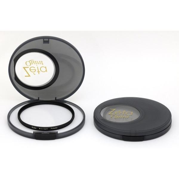 Kenko レンズフィルター Zeta Quint プロテクター 55mm レンズ保護用 115527
