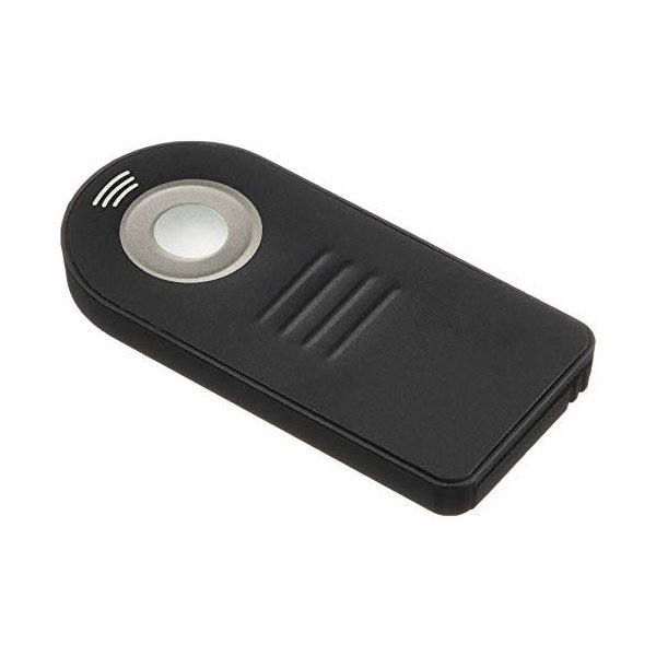 NinoLite 一眼レフ カメラ 用 リモコン TX-10 Canon Nikon Pentax Sony 等 各 メーカ 対応 5mまで離れて 無線式  シャッター