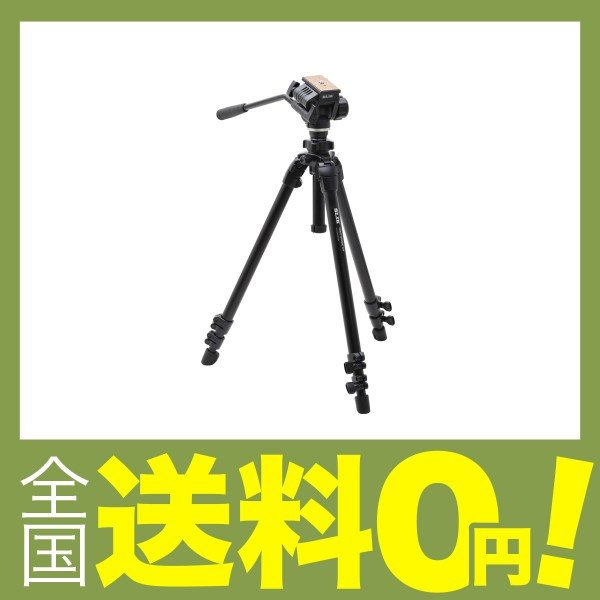 SLIK 三脚 ビデオグランデ II N 3段 ビデオカメラ用 107966