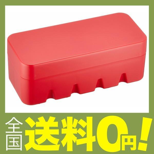 JCH 35mm専用フィルムケース 10本用レッド JFC3510RD