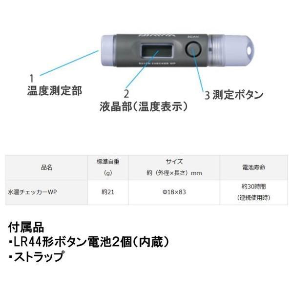 ダイワ  水温チェッカー WP 936323