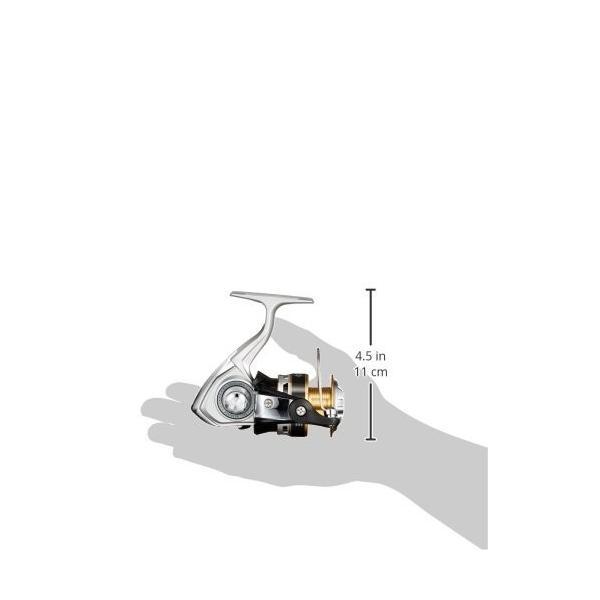 ダイワ(Daiwa) スピニングリール 16 クレスト 3000H